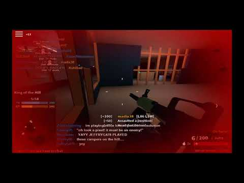 PLAYING PHANTOM FORCES AT 16K RESOLUTION