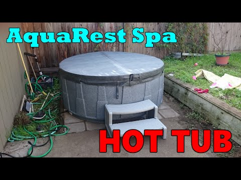 intex hot tub hook up