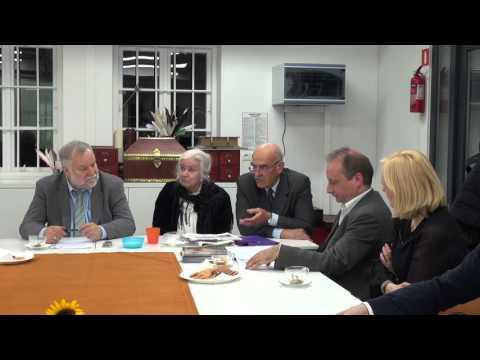 Spotkanie Klub Pochwała Inteligencji w Wilanowie (5 z 9) 15 X 2015