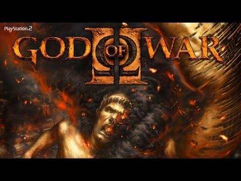 God of War 2 Gameplay (PC) (HD)