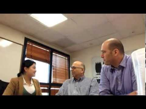 [Eva's Israel Startup Interview] Giza Venture Capital ISUP! 1/3