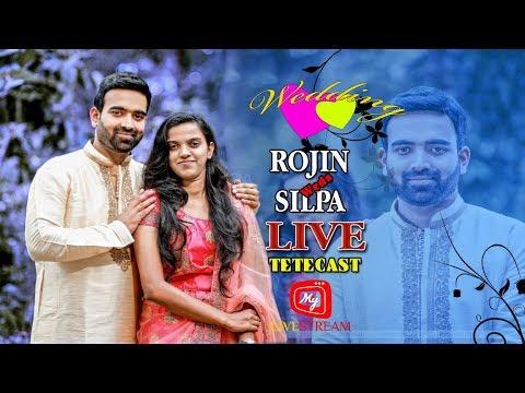 Rojin Weds Silpa 14.11.2019 Pattathil House chakkupallam kumily