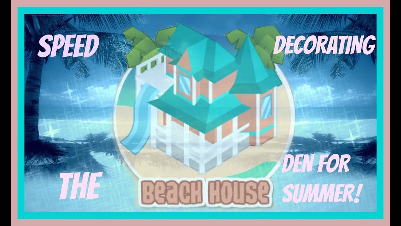 Speed Decorating Beach House Aj