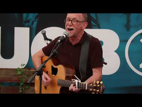 Graham Kendrick - Keep The Banner Flying High acoustic performance at Big Church Day Out South 2018