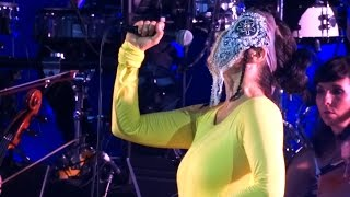 Björk - Pleasure Is All Mine - Nuits de Fourvière 2015, Lyon, FR (2015/07/20)