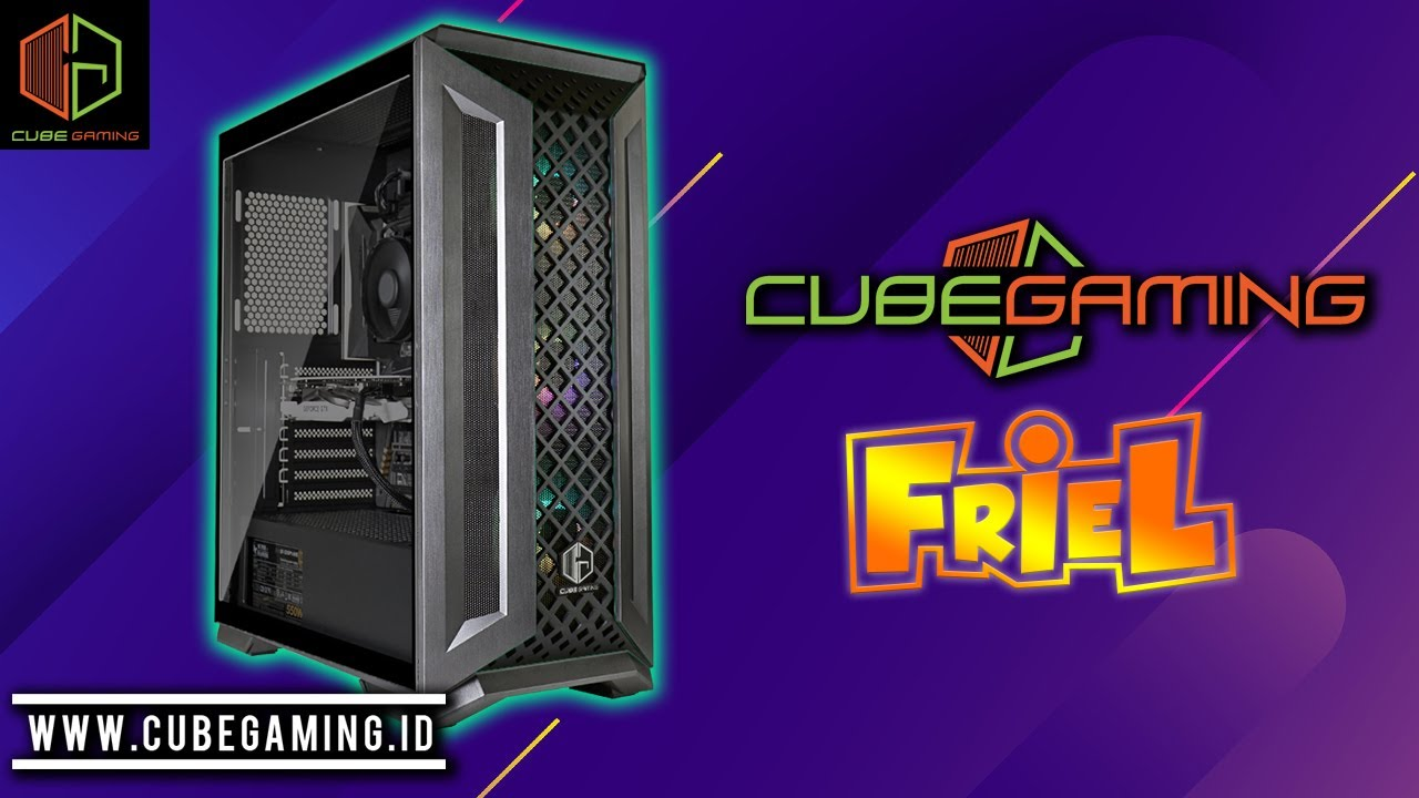 Cube Gaming Benver Youtube