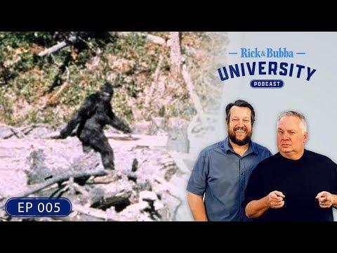 Bigfoot Bob: Mysterious Sightings & Wild Encounters | Guest: Alex Bobulinski | Ep 5