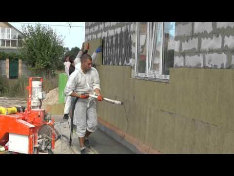 видео: Утепление фасада частного жилого дома