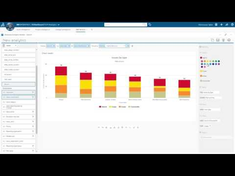 Business Analytics Manager role - EXALEAD PLM Analytics on 3DEXPERIENCE Platform