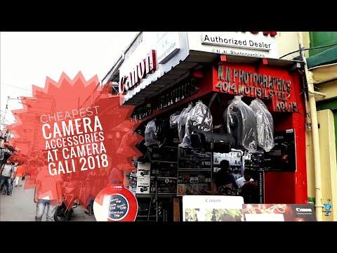 Chor Bazar, Cheapest DSLR camera Market, Kolkata