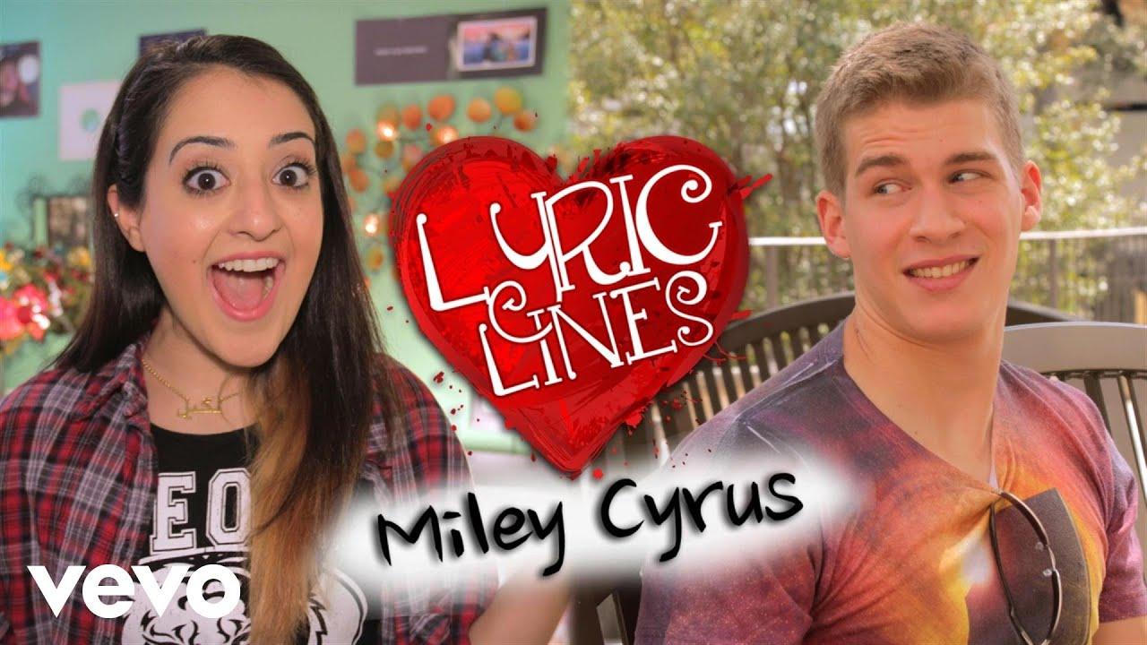 Vevo - Vevo Lyric Lines: Ep. 23 – Miley Cyrus