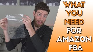 Everything You *MUST* Have to Start Amazon FBA (and Extras)