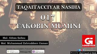 017 - Takobin Mumini - Addu'a