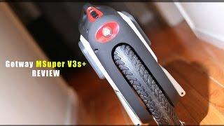 GotWay Msuper V3 S+ Review with speed test