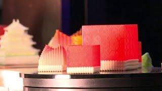 3Dプリンターでチョコやピザ、すしまで……これが食べ物の未来のかたち?
