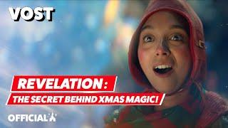 ???????? VOST - Révélation : Le secret de la magie de Noël à Disneyland Paris ! ????
