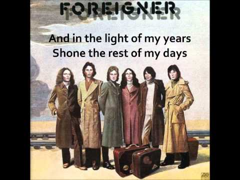 Foreigner  Starrider + lyrics
