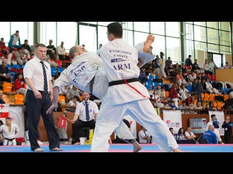 European Championship In Armenia, Torgom Asatryan (ARM) Vs Daniel Redondo (ESP)