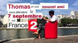 Thomas Sotto et nos fauteuils rouges : ils ne se quittent plus ! (France 2)