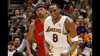 Kobe Bryant 81 Points Full Game Lakers vs. Raptors 1/22/2006 Best Quality
