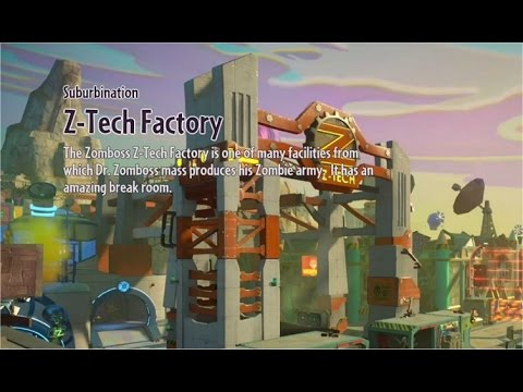 Plants Vs Zombies Garden Warfare 2 Beta Z Tech
