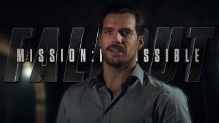 Reaction   Трейлер #2 «Миссия Невыполнима: Последствия/Mission Impossible: Fallout»