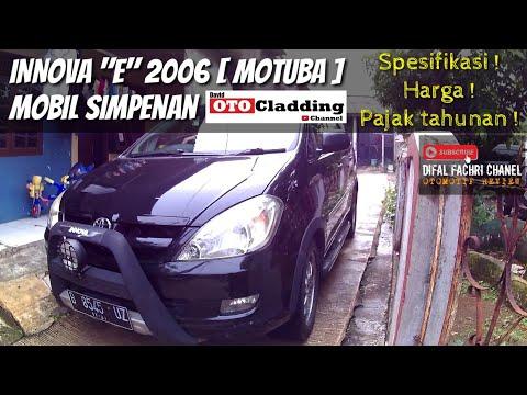 Pajak Tahunan All New Kijang Innova Grand Avanza 1.5 G Limited 2 0 Vvti 2005 Motuba Car Review In Depth Tour E Tahun 2006 Spesifikasi Harga Tua