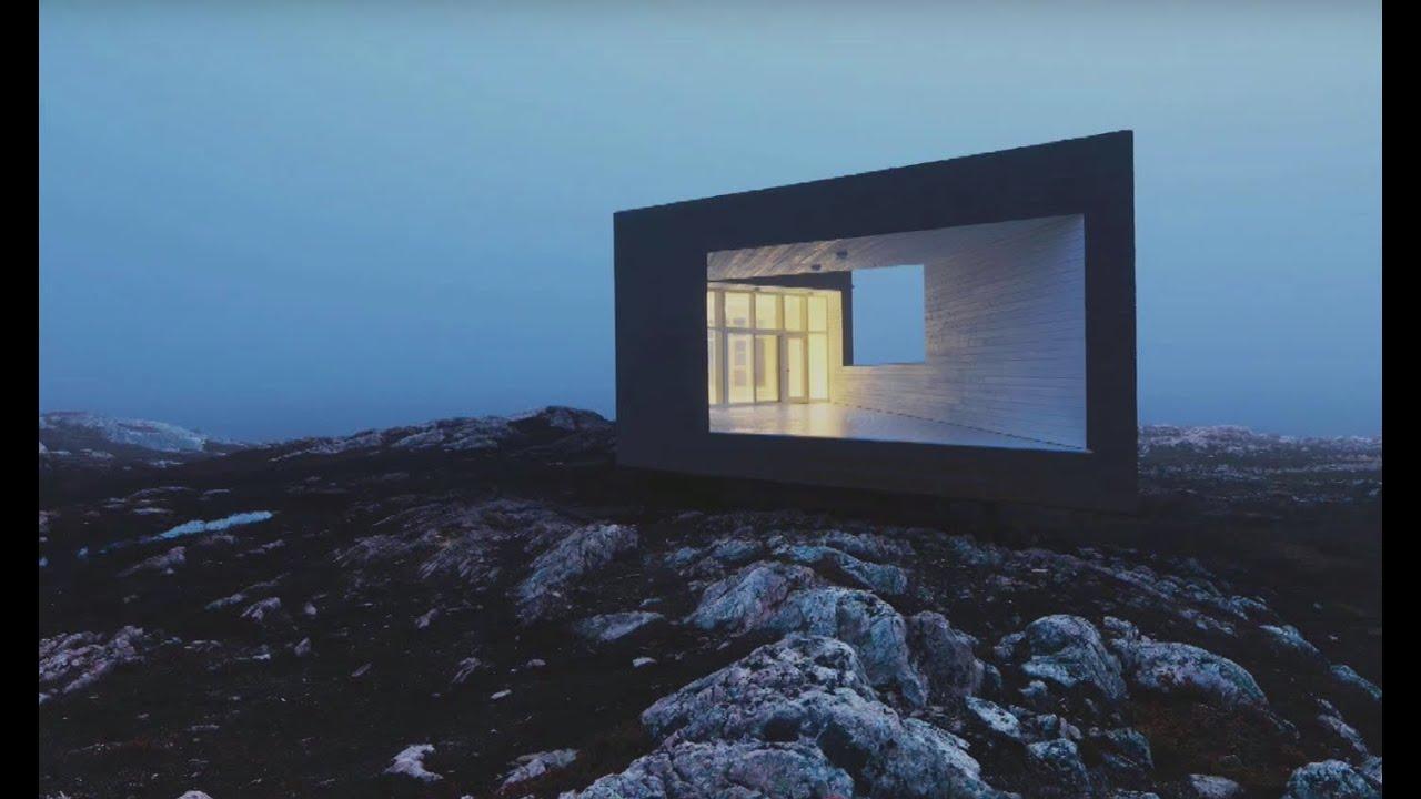 Fogo Islandu0027s Architect On His Famous, Minimalist Buildings Part 2   YouTube