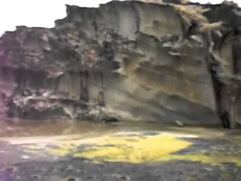 Biri Rock Formations in Northern Samar Philippines