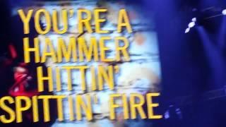 Garth Brooks with Trisha Yearwood World Tour Chicago 17 Prizefighter