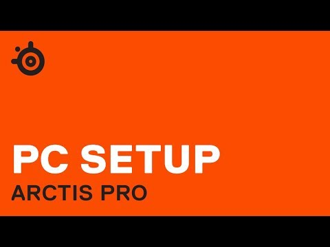 Arctis Pro - PC Unboxing and Setup