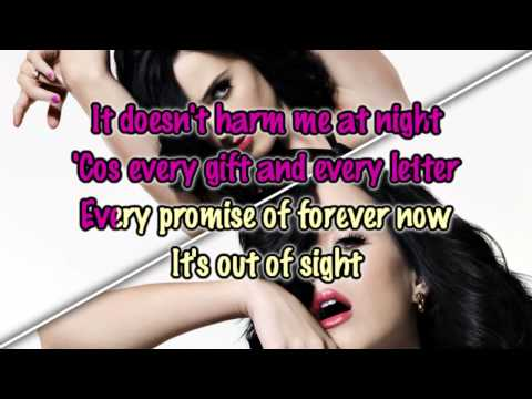 Katy Perry - Ghost [Karaoke / Instrumental]