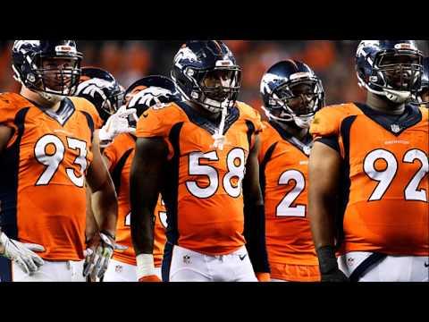 Denver Broncos 2017 Season Review Analytics