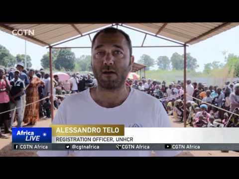 More than 30,000 people fleeing DRC violence in Angolan camps