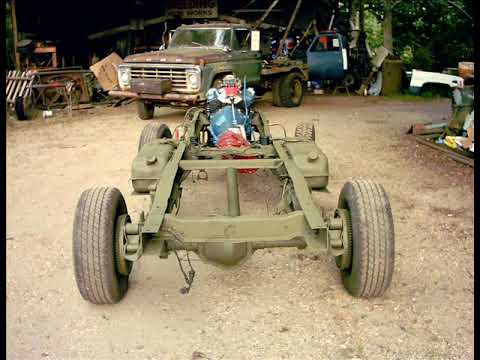 Building a 1979 - 1984 Chevy 383 Stroker K20 4WD - YouTube