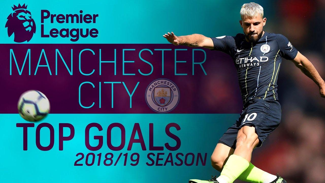 Manchester City's best goals of 2018-2019 Premier League season | NBC Sports