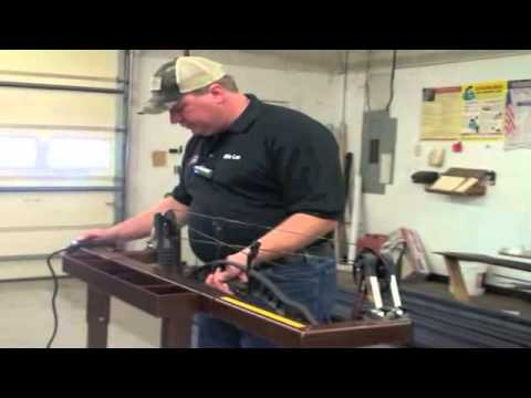 Archery Bow Presses - Fastest Bow Press on the Planet!