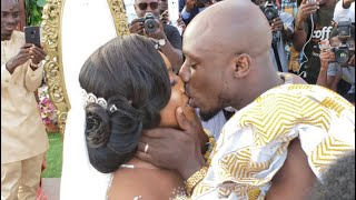 Eugene Nkansah Weds Victoria Lebene
