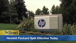 Hewlett Packard Splits Into 2 Companies, Visa Buys Visa Europe