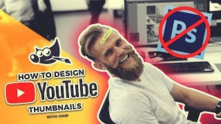 Pro Thumbnail Design with Free Software GIMP