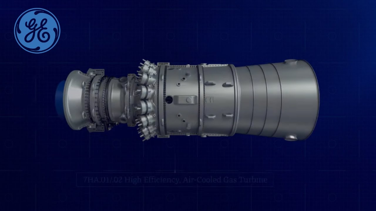 hight resolution of  gasturbine gepower poweringforward