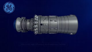 How a Gas Turbine Works | Gas Power Generation | GE Power