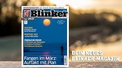 Blinker Zeitschrift Erscheinungsdatum