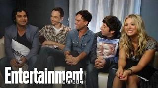 The Big Bang Theory': Kaley Cuoco, Jim Parsons, & More Talk New Season | Entertainment Weekly