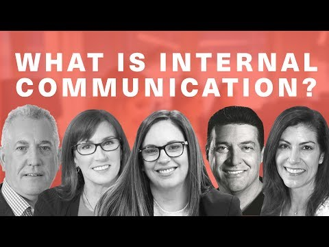 What Is Internal Communication? We Asked 16 Experts To Spill The Beans.