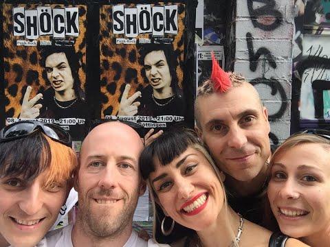 """SHÖCK """"NO HAY PAZ"""" (Video Oficial) EUROPEAN TOUR 2019"""