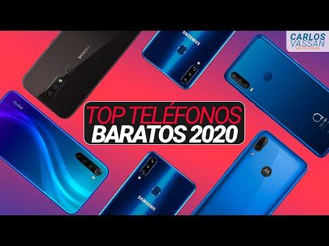 TOP Mejores Teléfonos BARATOS  | (Menos De $200!)