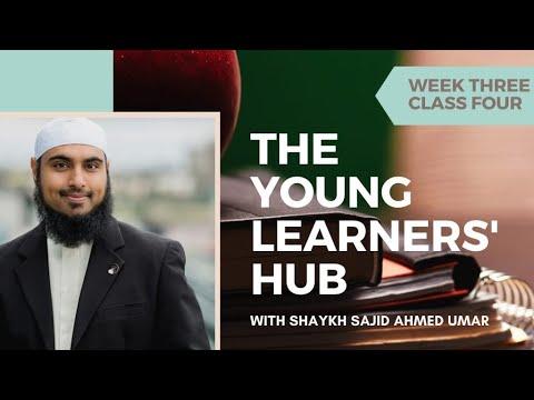 The Young Learners' Hub - Sh. Sajid Umar - Ep. 14 (16/04/20)