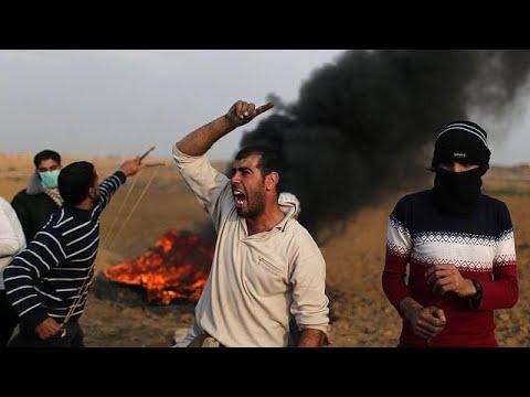 Fresh flare-up of Palestinian fury at Trump Jerusalem move