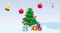 Comptine pour bébé avec le prénom Apolline - Joyeux Noël